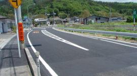 平成19年 折立舗装補修 (その2)工事