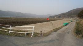 平成23年 真野大谷地区画整理付帯工事