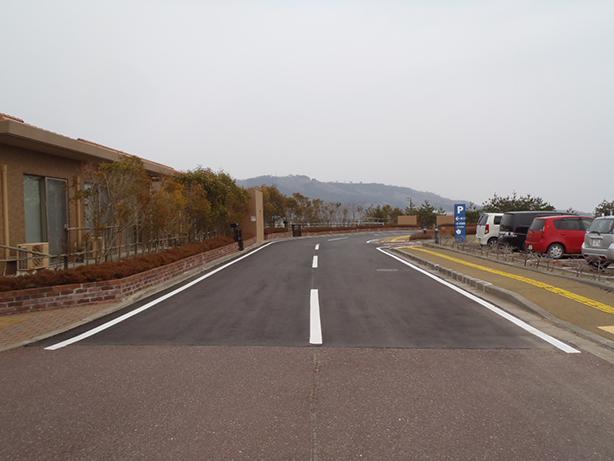 鮎川新山線ほか5路線道路災害復旧工事02