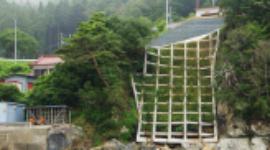 平成24年 熊沢2号線道路災害復旧工事