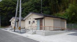 (仮称)石巻市営祝田復興住宅建設工事 3LDK 1戸、2LDK 2戸