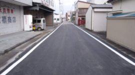 災復 36-4号中央第3区処理分区舗装復旧工事 H28.7.29~H29.3.15