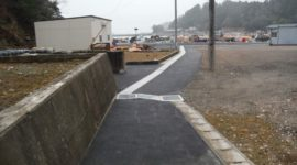 低平地整備事業 富貴浦地区整備工事 H27.8.17~H28.3.29