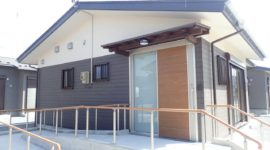 (仮称)石巻市営二子復興住宅(その2)建設工事