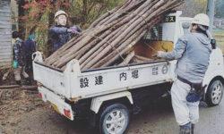 台風19号の災害で丸森町へボランティア活動へ