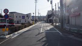 石巻駅周辺地区鋳銭場・住吉町一丁目2号線ほか1路線(その2)工事